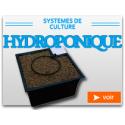 Systèmes hydroponique