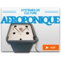 Systèmes Aéroponique