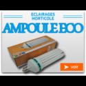 Ampoules Eco CFL de 18 W à 300 W