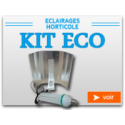 Kit Eco CFL de 105 W à 300 W