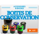 Boites de conservation