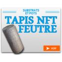 Feutre et tapis NFT